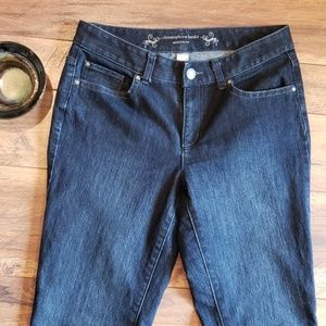 Christopher & Banks Modern Fit Jean's Size 6 Long